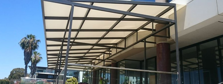 outdoor blinds commercial canopies perth